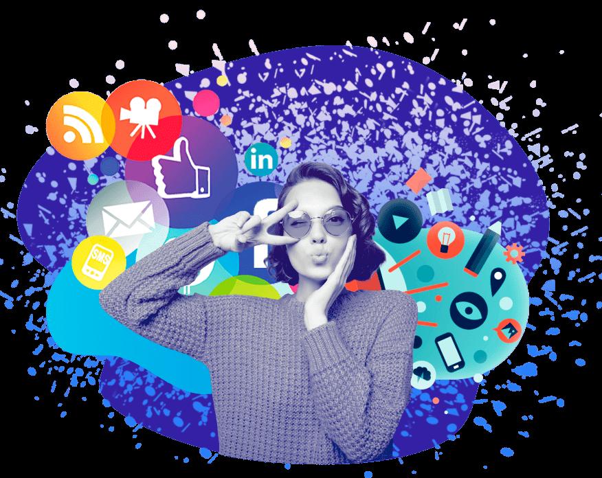 Курсы SMM-менеджер <br>Продвижение в социальных сетях Санкт-Петербурге
