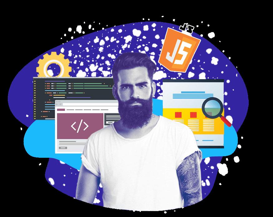 Курсы Javascript <br> Front-end разработка Санкт-Петербурге