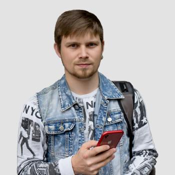 Куратор курса Мади Владислав iOS разработчик в UltraZoom