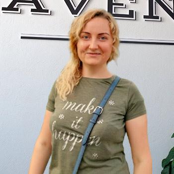 Куратор курса Шульга Наталья Java разработчик с опытом более 6-ти лет